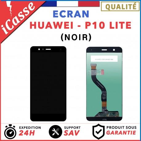 ECRAN COMPLET POUR HUAWEI P10 LITE VITRE TACTILE ECRAN LCD NOIR