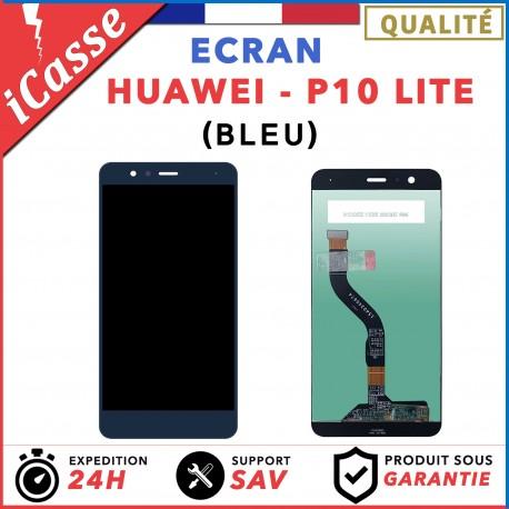 ECRAN COMPLET POUR HUAWEI P10 LITE VITRE TACTILE ECRAN LCD BLEU