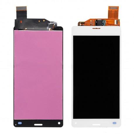 LCD VITRE TACTILE ÉCRAN POUR SONY XPERIA Z3 COMPACT MINI D5803 +2 ADHÉSIF+Outils