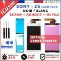 ÉCRAN LCD VITRE TACTILE Sur Châssis POUR SONY XPERIA Z5 COMPACT E5803 E5823