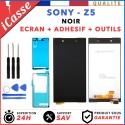 ÉCRAN LCD + VITRE TACTILE NOIR BLOC ASSEMBLÉ Pour SONY XPERIA Z5 ( E6603 E6653 )