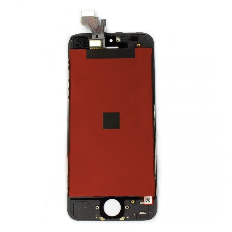 iphone 5 lcd iphone 5 lcd complete black icasse pi 232 ces et outils 11006