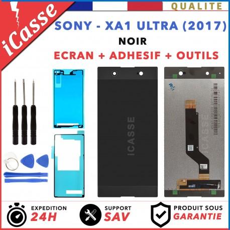 D'origine Vitre Tactile+Ecran LCD Sony Xperia XA1 Ultra (2017) G3221 G3226 NOIR