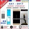 ECRAN LCD + VITRE TACTILE SONY XPERIA XA1 OR GOLD G3121 G3116 + OUTILS + ADHESIF