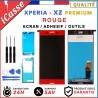 D'origine Ecran LCD POUR Sony Xperia XZ Premium ROUGE G8141 G8142 + ADHESIF