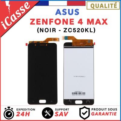 ECRAN LCD COMPLETE POUR ASUS ZENFONE 4 MAX ZC520KL X00HD NOIR