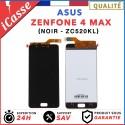 ECRAN LCD COMPLETE POUR ASUS ZENFONE 4 MAX ZC520KL X00HD NOIR + OUTILS + COLLE