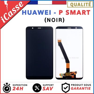 """Ecran complet pour Huawei P Smart PSmart 5.65"""" vitre tactile + LCD NOIR"""