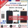"Ecran complet pour Wiko UPulse U-Pulse Lite 5.2"" vitre tactile + ecran LCD"