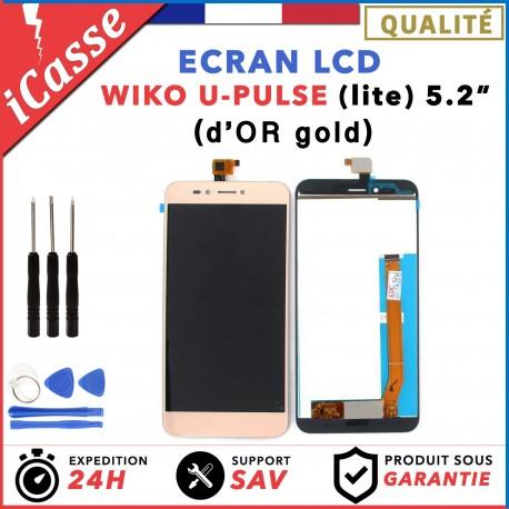 Ecran complet pour Wiko UPulse U-Pulse Lite 5.2 vitre tactile + LCD OR