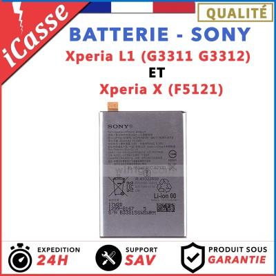 Batterie Original Sony Xperia L1 (G3311 G3312 ), Xperia X (F5121)