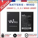 Batterie Wiko 3702 Lenny 1 / Lenny 2 / Lenny 3 / Jerry