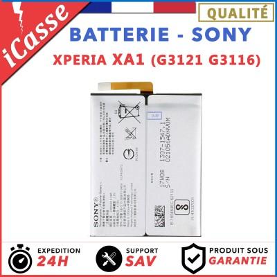 BATTERIE SONY XPERIA XA1 (G3121 G3116) XPERIA XA1 2017