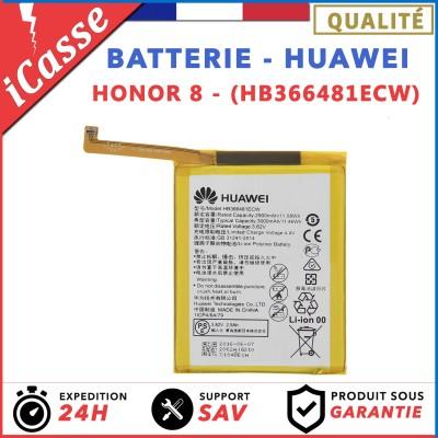 BATTERIE HUAWEI HONOR 8 / BATTERIE MODEL HB366481ECW