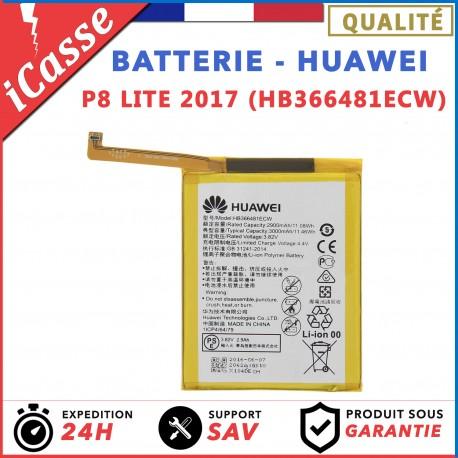 BATTERIE HUAWEI P8 LITE 2017 / BATTERIE MODEL HB366481ECW