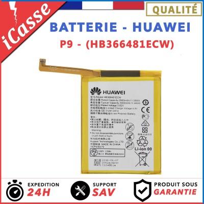 BATTERIE HUAWEI P9 / BATTERIE MODEL HB366481ECW