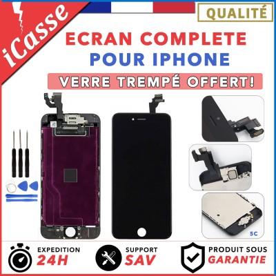 VITRE TACTILE ECRAN LCD COMPLET IPHONE 5/5C/5S/6/6+//6S 6s plus 7/7 Plus 8/8+