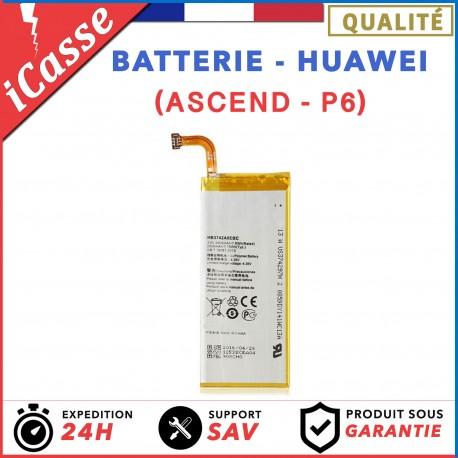 BATTERIE HUAWEI P6 Ascend P6 - 3.8V 2000mAh HB3742A0EBC