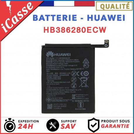 Batterie Pour Huawei P10 et Honor 9 - HB386280ECW - 3200 mAh AAA+