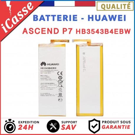 Batterie ORIGINALE de rechange pour Huawei P7 Ascend P7 - HB3543B4EBW 2460 mAh