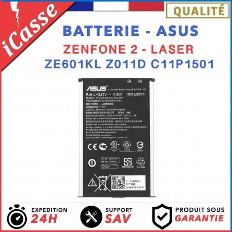 Batterie pour Asus Zenfone 2 Laser ZE601KL Z011D C11P1501 3000mAh