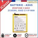 Batterie pour Asus Zenfone 3 Max ZC553KL X00D C11P1609 4020mAh