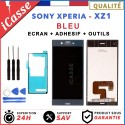 D'origine Ecran LCD Sony Xperia XZ1 G8341, G8342, G8343 BLEU + ADHESIVE + OUTILS