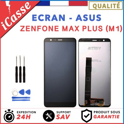 """Ecran LCD pour Asus ZenFone Max Plus (M1) ZB570TL X018D X018DC 5.7"""" NOIR"""