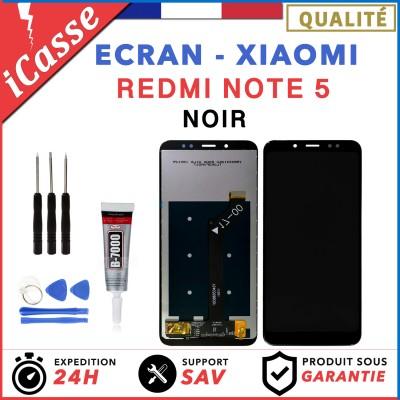 D'origine ECRAN LCD + VITRE TACTILE POUR XIAOMI REDMI NOTE 5 NOIR + OUTILS