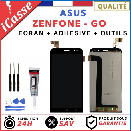"""ECRAN TACTILE + LCD POUR ASUS ZENFONE GO ZB552KL X007D 5.5"""" NOIR"""