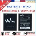 AAA Batterie Wiko 3913 Lenny 4 / Lenny 4 Plus / WIko Harry 2500 mAh