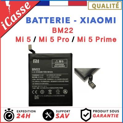Batterie Xiaomi BM22 - Mi 5 / Mi 5 Pro / Mi 5 Prime AAA