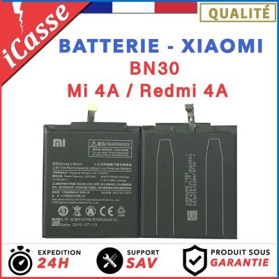 Batterie Xiaomi BN30 - Xiaomi Mi 4A / Redmi 4A - 3030 mAh AAA