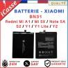 Batterie Xiaomi BN31 Redmi Mi A1 / Mi 5X / Note 5A / S2 / Y1 / Y1 Lite / Y2 AAA