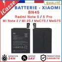 Batterie Xiaomi BN45 - Redmi Note 5 / 5 Pro / Mi Note 2 / Mi 2S / MeC7S / MeG7S