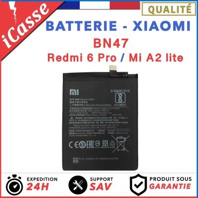 Batterie Xiaomi BN47 - Redmi 6 Pro / Mi A2 lite AAA