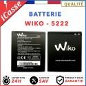 Batterie Wiko 5222 Rainbow 3G / Rainbow Lite 4G / Freddy / Rainbow Jam - AAA