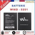 Batterie Wiko 5251 Pulp 4G / Pulp 3G / Robby / Kenny / Rainbow Jam 4G AAA
