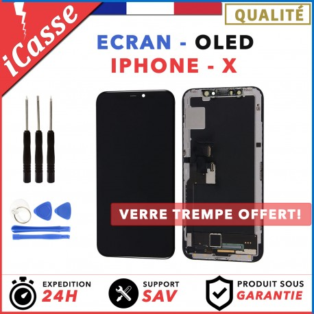 IPHONE 7 LCD SCREEN COMPLETE - WHITE