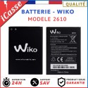 BATTERIE WIKO 2610 Pour Wiko JERRY 3 - 2500 mAh