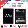 BATTERIE WIKO 2610 Pour Wiko JERRY 3 / TOMMY 3 / JERRY 2 / Wiko Y60 2500 mAh