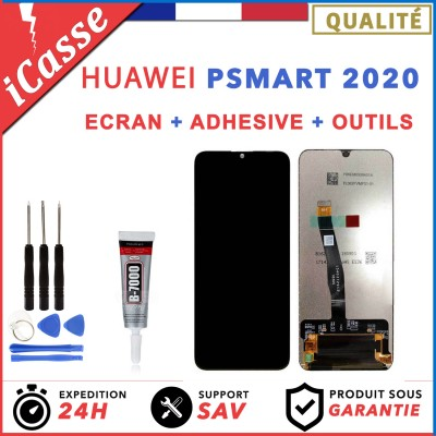 Ecran LCD Huawei P Smart 2020 POT-LX1A POT-L21A POT-LX3 + COLLE + Outils