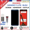 ECRAN LCD HUAWEI HONOR 9 LITE BLEU + COLLE + OUTLS