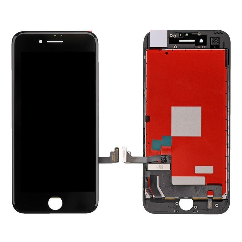Ecran lcd vitre tactile sur chassis pour iphone 7 ou 7 for Photo ecran avec iphone 7