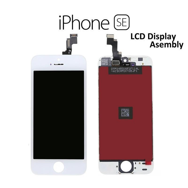 Ecran iphone 5 5c 5s se vitre tactile lcd retina for Ecran pc retina