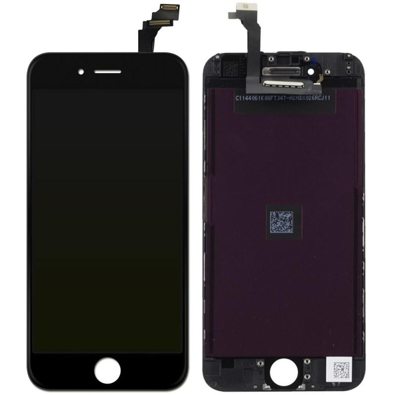ecran lcd retina vitre tactile sur chassis pour iphone 6 6 plus noir blanc ebay