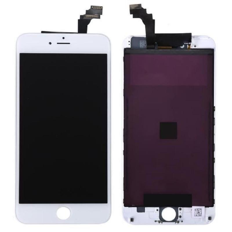 Ecran lcd retina vitre tactile sur chassis pour iphone 6 for Ecran pc retina