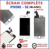 VITRE TACTILE + ECRAN LCD COMPLET IPHONE SE BLANC + OUTILS