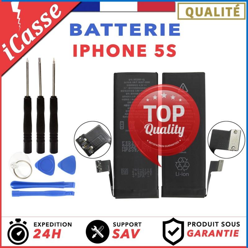 batterie 100 neuve pour iphone 5s haute qualit outils. Black Bedroom Furniture Sets. Home Design Ideas