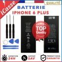 BATTERIE INTERNE POUR IPHONE 6 PLUS Haute Qualité NEUVE + OUTILS